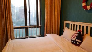 3D Sleeping Maker Hotel GuanYinQiao Branch, Appartamenti  Chongqing - big - 13
