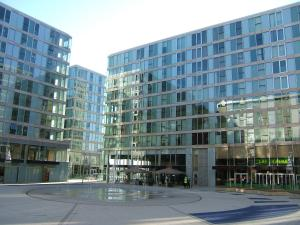 obrázek - Shortletting by Centro Apartments The Hub - Mk