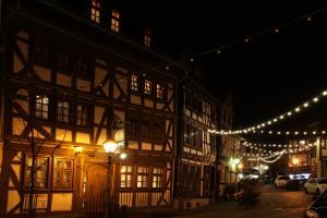 Hotel im Hochzeitshaus, Hotels  Schotten - big - 10