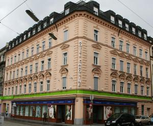 Hotel Caroline, Вена