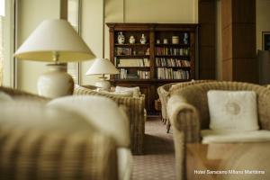 Hotel Saraceno, Отели  Морской Милан - big - 86