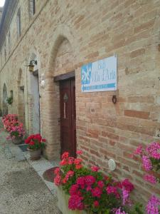 B&B Villa d'Aria, Bed & Breakfast  Abbadia di Fiastra - big - 36