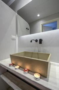 Thomais Studios, Appartamenti  Naxos Chora - big - 263