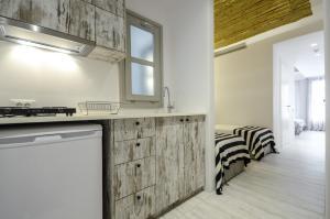 Thomais Studios, Appartamenti  Naxos Chora - big - 155