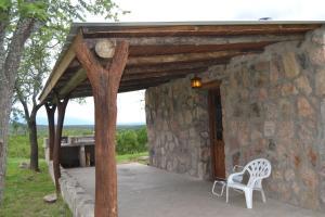La Mansa Casas De Campo, Horské chaty  San Lorenzo - big - 13