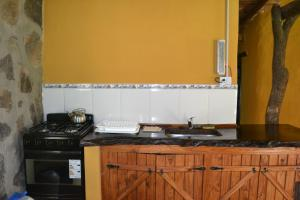 La Mansa Casas De Campo, Horské chaty  San Lorenzo - big - 4