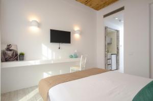 Thomais Studios, Apartmány  Naxos Chora - big - 145