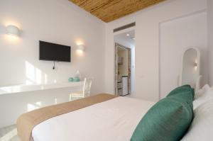 Thomais Studios, Appartamenti  Naxos Chora - big - 26