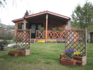 Location gîte, chambres d'hotes Chalet Confort Aloya dans le département Haut Rhin 68
