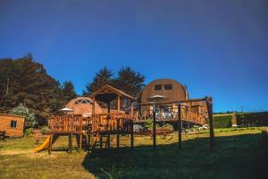 Pichilemu Domos, Lodge  Pichilemu - big - 35