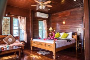 Laem Sila Resort, Üdülőtelepek  Lamaj - big - 24