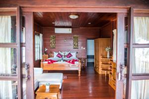 Laem Sila Resort, Üdülőtelepek  Lamaj - big - 29