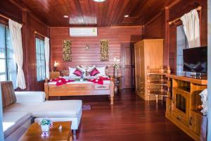 Laem Sila Resort, Üdülőtelepek  Lamaj - big - 45