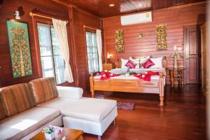 Laem Sila Resort, Üdülőtelepek  Lamaj - big - 39