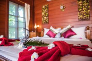 Laem Sila Resort, Üdülőtelepek  Lamaj - big - 57