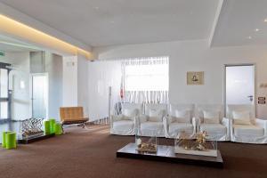 Mediterranea Hotel & Convention Center, Szállodák  Salerno - big - 34