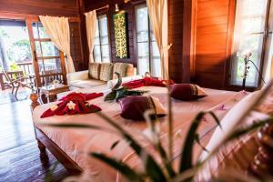 Laem Sila Resort, Üdülőtelepek  Lamaj - big - 47