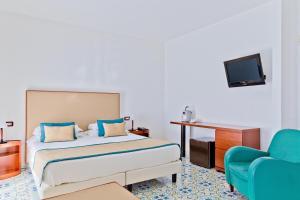 Mediterranea Hotel & Convention Center, Szállodák  Salerno - big - 30
