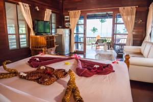 Laem Sila Resort, Üdülőtelepek  Lamaj - big - 21
