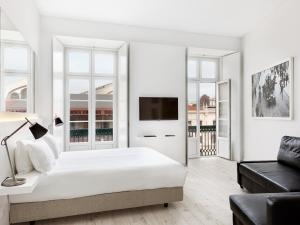 Hello Lisbon Rossio Collection Apartments, Апартаменты  Лиссабон - big - 76