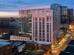Global Luxury Suites at China Town, Ferienwohnungen  Boston - big - 38