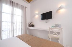 Thomais Studios, Appartamenti  Naxos Chora - big - 33