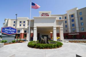 Hampton Inn and Suites Seattle - Airport / 28th Avenue - Hotel - SeaTac