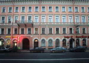 Отель Капитал, Санкт-Петербург