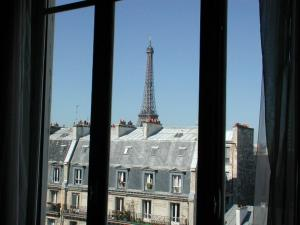 Artist Studio View Eiffel Tower, Apartments  Paris - big - 4