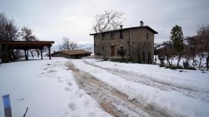 Tenuta Iannone, Vidiecke domy  Tornareccio - big - 15