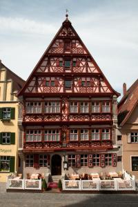 Hotel Deutsches Haus - Dürrwangen