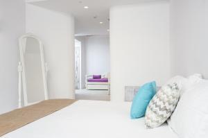 Thomais Studios, Appartamenti  Naxos Chora - big - 18
