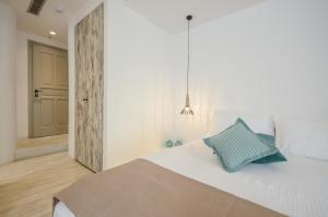 Thomais Studios, Apartmány  Naxos Chora - big - 46