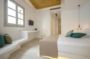 Thomais Studios, Apartmány  Naxos Chora - big - 31