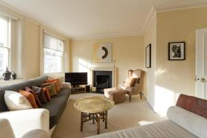 onefinestay - South Kensington private homes III, Апартаменты  Лондон - big - 47