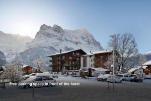 Accommodation in Grindelwald