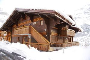 Apartment Delta 4.5 - GriwaRent AG - Hotel - Grindelwald