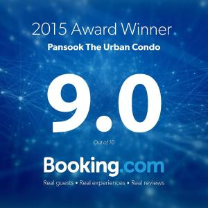 Pansook The Urban Condo, Apartmanok  Csiangmaj - big - 44