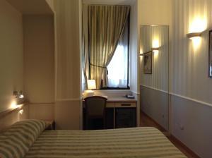Hotel Flora, Отели  Милан - big - 95