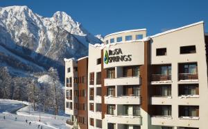 Medical Spa Hotel Rosa Springs - Estosadok