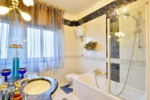 Apartments La Boungaville, Appartamenti  Agropoli - big - 41