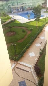 Jardins de l'Atlantique K, Апартаменты  Мохаммедия - big - 6