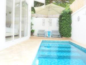 Costa Village Well Pool Villa, Rezorty  Jomtien pláž - big - 57