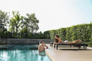 First Choice Suites, Apartmány  Hua Hin - big - 40