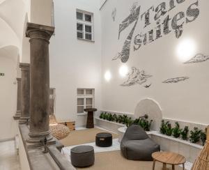 7 Tales Suites, Residence  Praga - big - 14