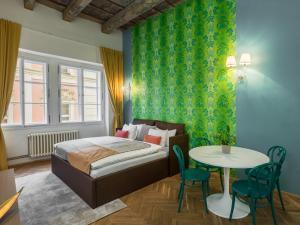 7 Tales Suites, Residence  Praga - big - 25