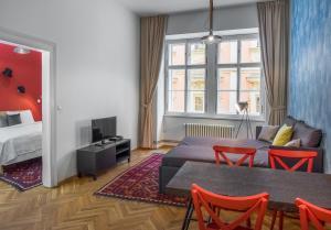 7 Tales Suites, Residence  Praga - big - 27
