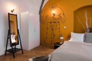7 Tales Suites, Residence  Praga - big - 32