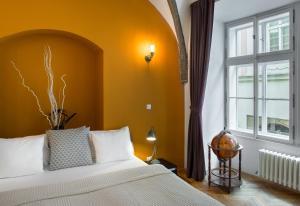 7 Tales Suites, Residence  Praga - big - 31