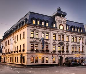 Hotel Blauer Engel - Albernau